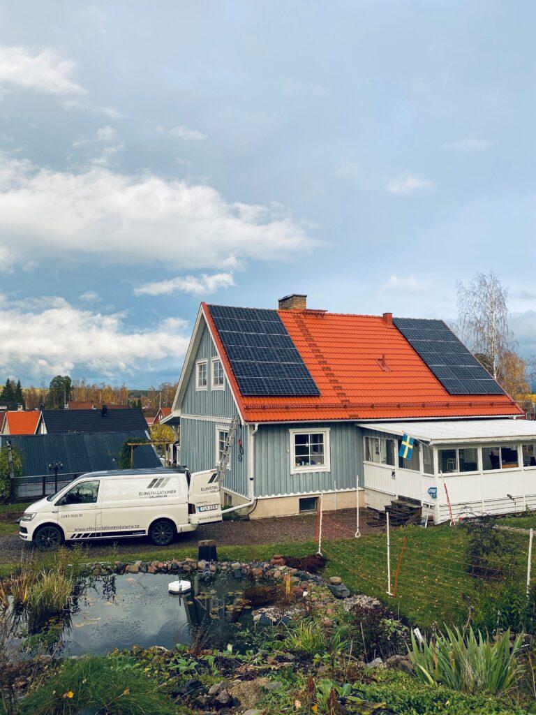 solceller och solpaneler