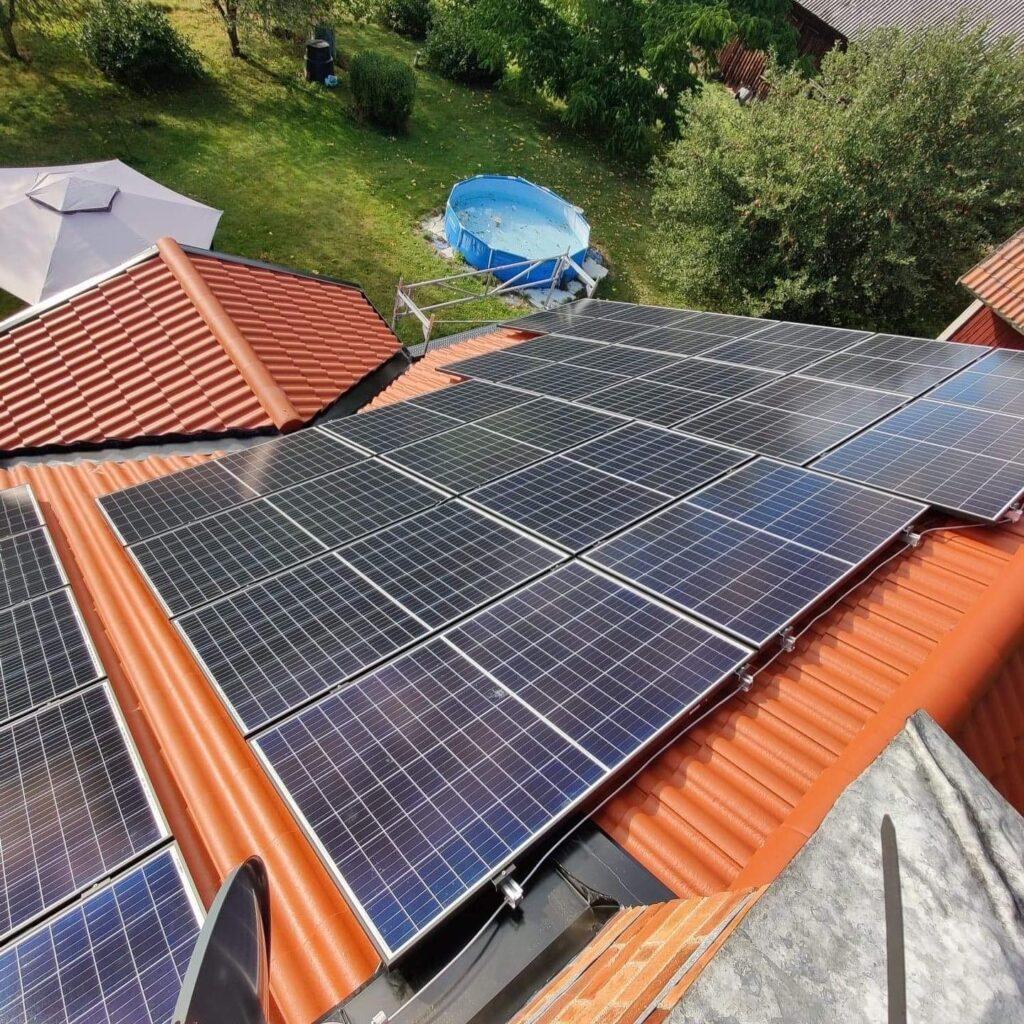 Installation av solceller av Elinstallationer i Dalarna